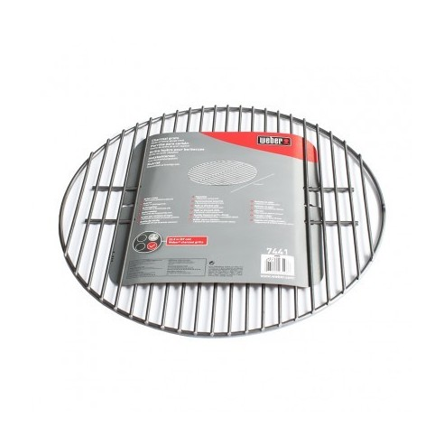 Grille foyère pour barbecue à charbon 57 cm - Weber