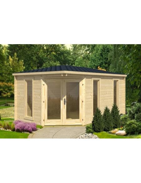 Abri de jardin edinburgh 12 5 m avec plancher bois - Abris de jardin avec plancher ...