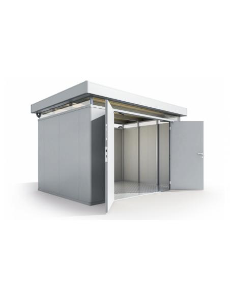 Abri/garage CasaNova isolé largeur 4 m BIOHORT