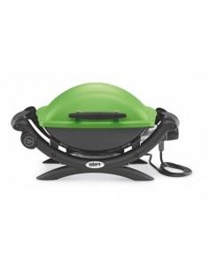 Barbecue électrique Weber Q1400 vert