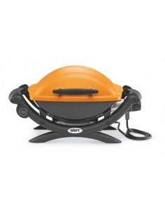 Barbecue électrique Q 1400 orange - Weber
