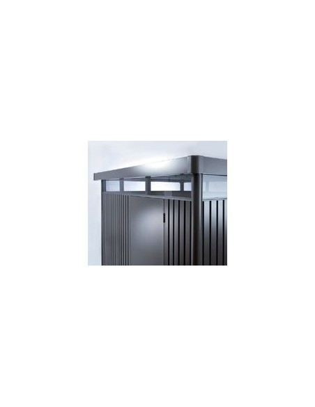 Abri de jardin Highline BIOHORT simple porte de 4.3 à 8.7 m²