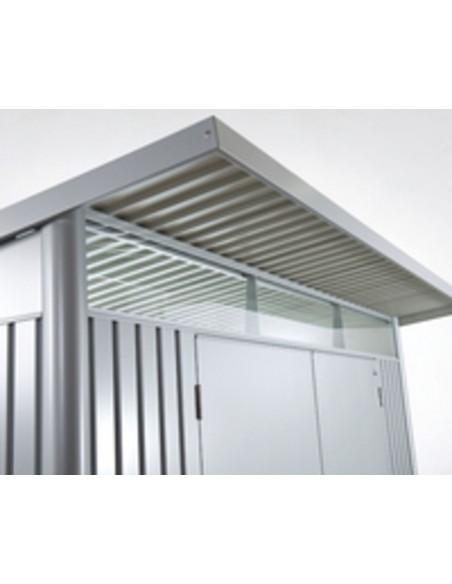 Abri de jardin Avantgarde BIOHORT simple porte de 3.2 à 8.9 m²