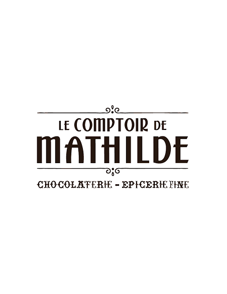 Cuillère Hot Chocolate 70% Cacao Chocolat Noir - Comptoir de Mathilde