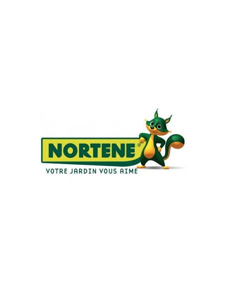 Serre Greenseason 4 Nortene avec étagères incluses