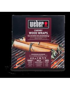 Cherry Wood Wraps cerise - Weber