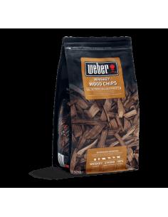 """Bois de fumage """"whiskey Wood chips"""" - Weber"""