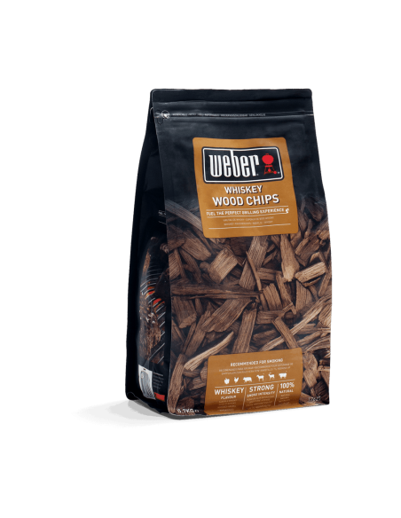 "Bois de fumage ""whiskey Wood chips"" - Weber"