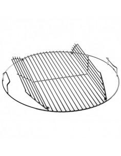 Grille de cuisson chromée articulée 57 cm - Weber