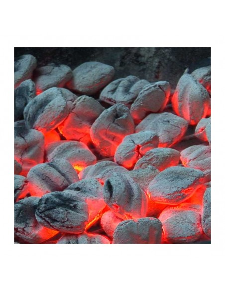 Sac de 4kg de briquettes de charbon - Weber