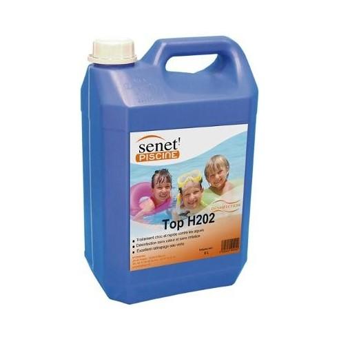 oxyg ne actif oxy clean 5 litres top h202 pour spa ou piscine. Black Bedroom Furniture Sets. Home Design Ideas