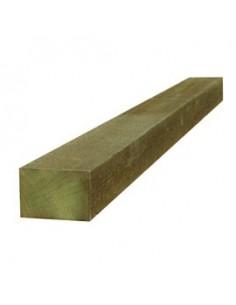 Lambourde traitée autoclave pour terrasse 4x6x300 cm