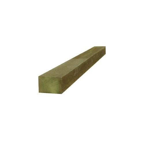 Lambourde traitée autoclave pour terrasse 3.9x6x240 cm