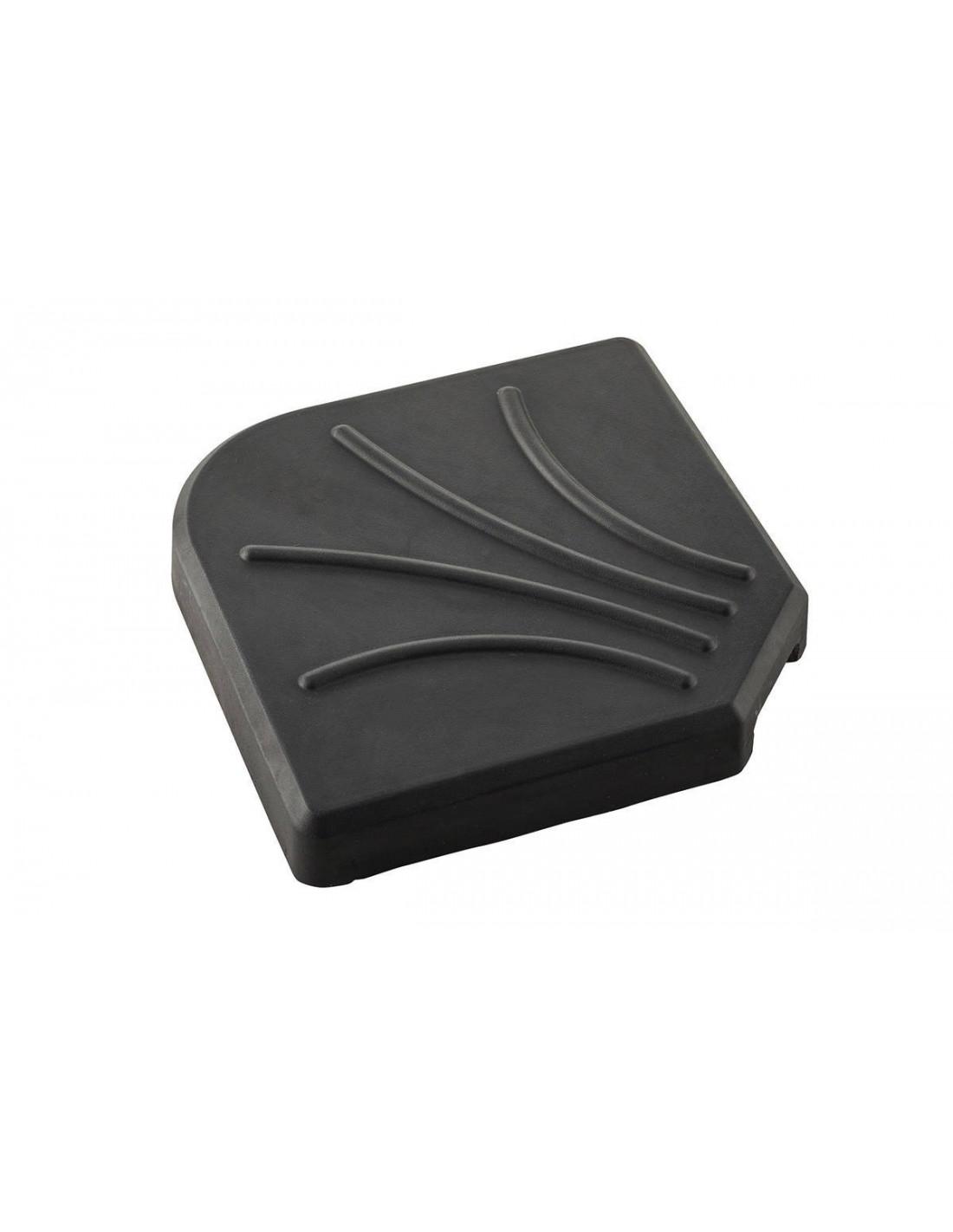 dalle pour parasol d port 15 kg b ton hesp ride. Black Bedroom Furniture Sets. Home Design Ideas