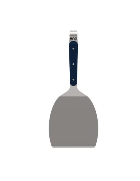 Spatule large pour la cuisine à la plancha - Acier inoxydable - Eno