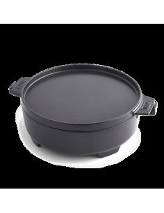 Cocotte Duo en fonte système Gourmet BBQ System - Weber
