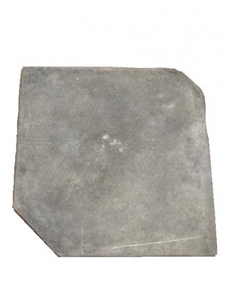 Dalle pour parasol déporté 20kg - Pierre grise