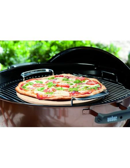Pierre à Pizza - Gourmet BBQ System - Weber