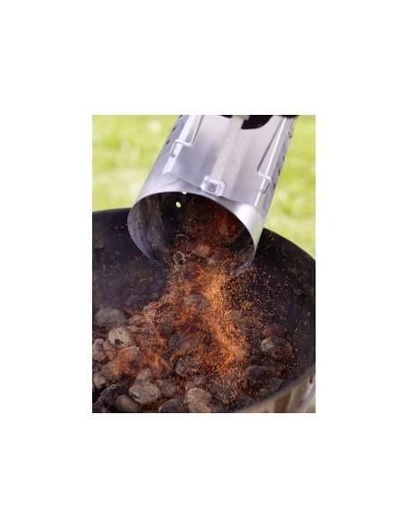 Cheminée d'allumage Rapidfire pour barbecue à charbon - Weber