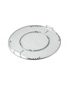 Grille de cuisson Gourmet bbq system, pour barbecues Ø57 cm - Weber