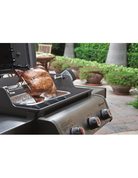 Rôtissoire pour barbecues Genesis II 400 et 600 - Weber