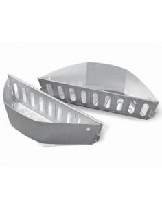 Séparateurs ou panier à charbon pour barbecue Weber 57cm char-basket