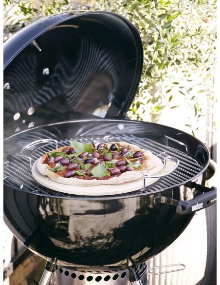 Pelle à pizza - Large et pliable - Acier inoxydable - Weber